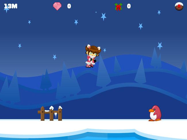 Jingle Jangle Run available on Google Play and IOS. Imagitale Studios mobile games